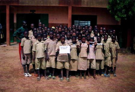 Communication Village sostiene i progetti di solidarietà e cooperazione del CIAI (Centro Italiano Aiuti all'Infanzia)
