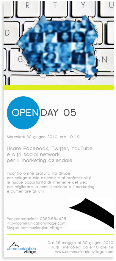 Usare Facebook, Twitter, YouTube e altri social network per il marketing aziendale