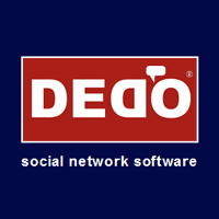 DEDO, la piattaforma software per creare social network
