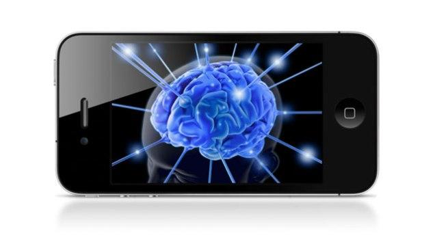 brain-smartphone